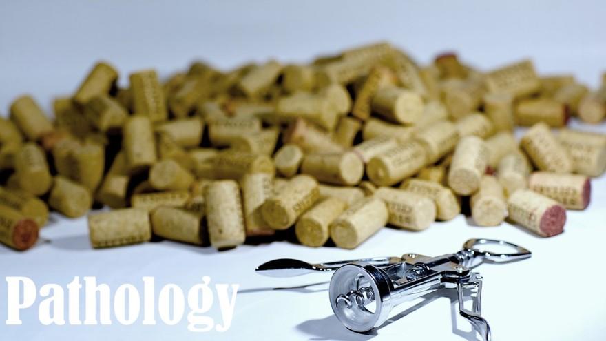 pathology alcohol
